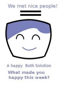 Happy Both Solutions